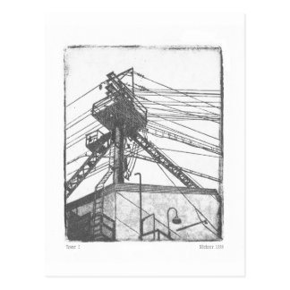 Cartão da torre 1