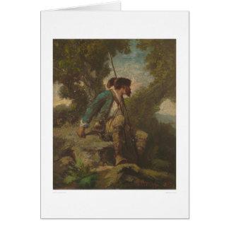 Cartão Daniel Boone (1251)