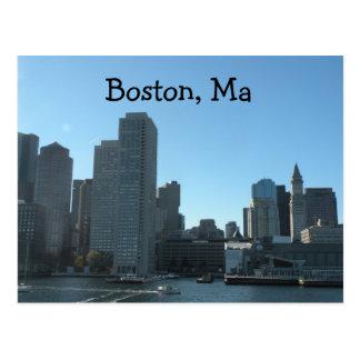 Cartão das MÃES de Boston