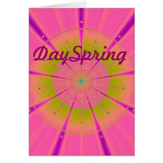 Cartão DaySpring
