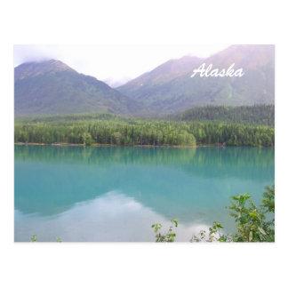 Cartão de Alaska Cartão Postal