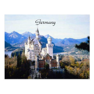Cartão de Alemanha