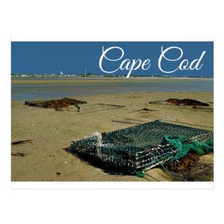 Cartão de Cape Cod Provincetown Massachusetts