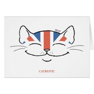 Cartão de Catriotic