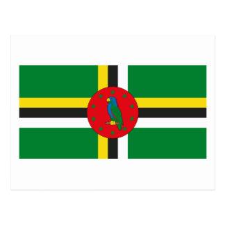 Cartão de Dominica