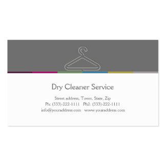 Cartão de empresa de serviços do líquido de limpez cartão de visita