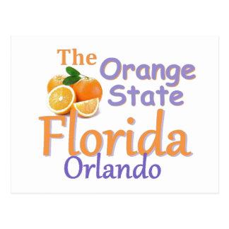 Cartão de FLORIDA