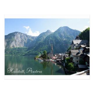 Cartão de Hallstatt, Áustria Cartão Postal