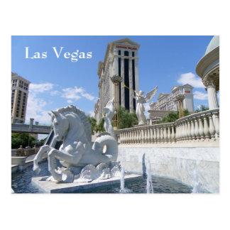 Cartão de Las Vegas! Cartão Postal