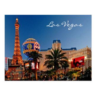 Cartão de Las Vegas Cartão Postal