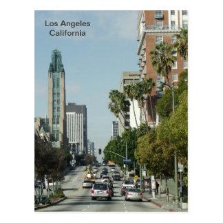 Cartão de Los Angeles Cartão Postal