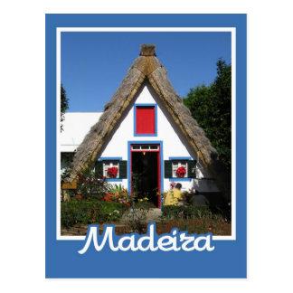 Cartão de MADEIRA - personalize Cartões Postais