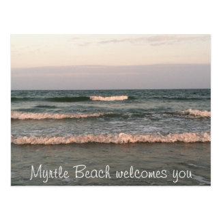 Cartão de Myrtle Beach
