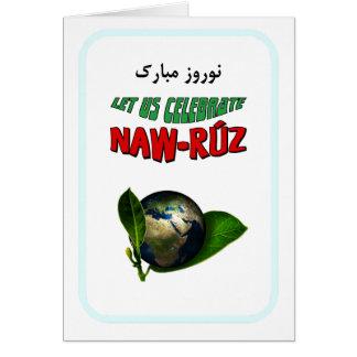 Cartão de Naw-Rúz