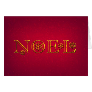 Cartão de Noel