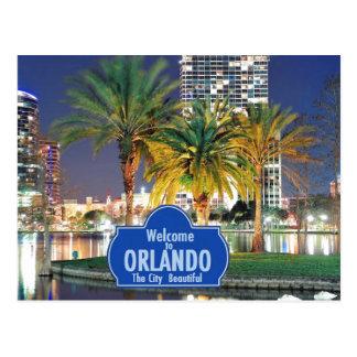 Cartão de Orlando Florida Cartão Postal