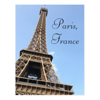 Cartão de Paris