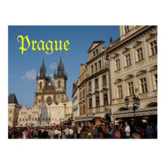 Cartão de Praga