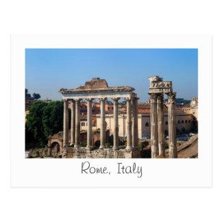 Cartão de Roma, Italia