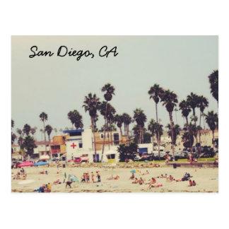 Cartão de San Diego