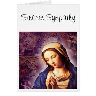 Cartão de simpatia