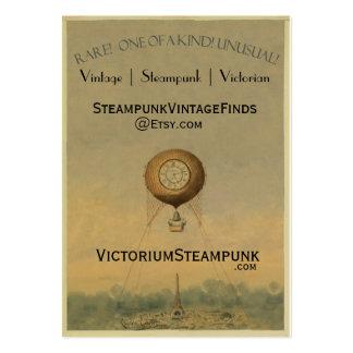 Cartão de visita carnudo do estilo do vintage do V