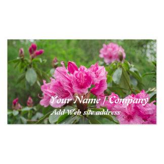 Cartão de visita de jardinagem 3