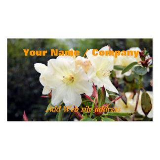 Cartão de visita de jardinagem 4