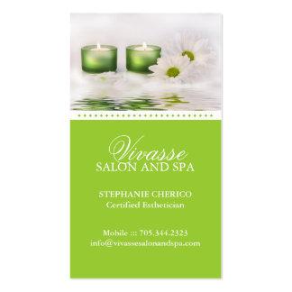 Cartão de visita massagem. Modelos de cartões de visita para massagistas. Crie cartão editável online.