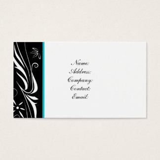 cartão de visita - elegante