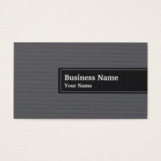 Cartão de visita elegante profissional do advogado