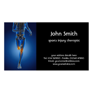 Cartão de visita médico