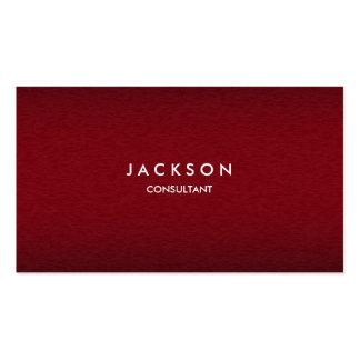 Cartão de visita profissional