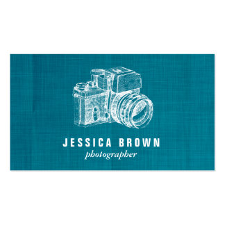 Cartões de visita para fotógrafos na Zazzle