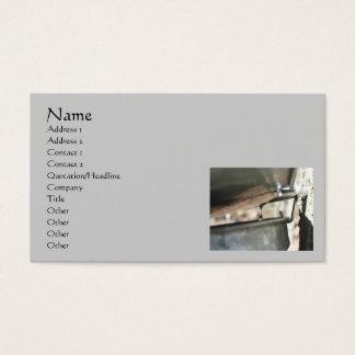 Cartão de visita Running da natureza da seiva do