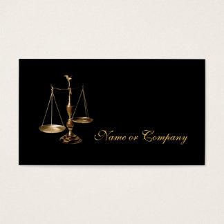 Cartão De Visitas Advogado