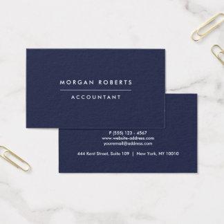 Cartão De Visitas Advogado ou profissional moderno do contador dos