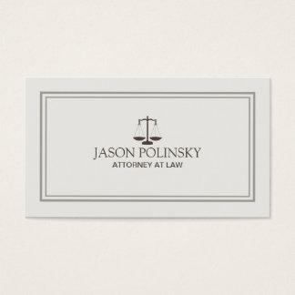Cartão De Visitas Advogado profissional e moderno