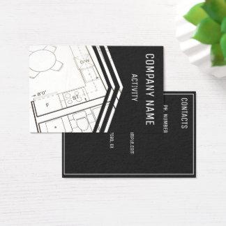 Cartão De Visitas Arquitetura