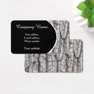 Cartão De Visitas Árvore 5 - Latido de carvalho
