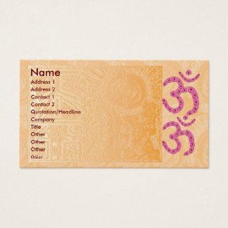 Cartão De Visitas Astrologia n que cura Practioner