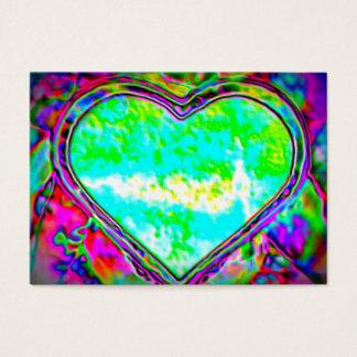Cartão De Visitas ATC de derretimento do coração