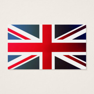 Cartão De Visitas Bandeira de união