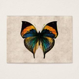Cartão De Visitas Borboletas da ilustração 1800's da borboleta do