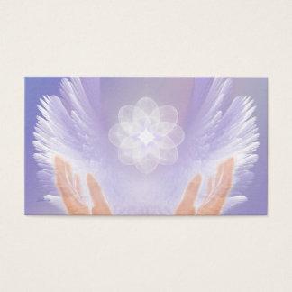 Cartão De Visitas Cura com anjos