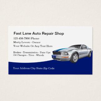 Cartão De Visitas Design automotriz legal