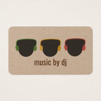 Cartão De Visitas DJ com alma