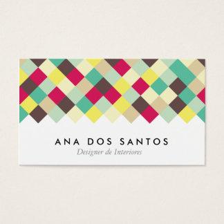 Cartão De Visitas Duik in Kleur Visitekaartjes