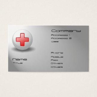 Cartão De Visitas Enfermeira