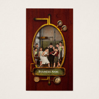 Cartão De Visitas Esporte - encaixotamento - punhos da fúria 1924